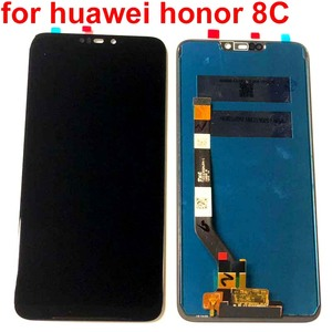 Image 2 - 6.26 New LCD Screen For Huawei Honor 8C LCD Display Touch Screen Digitizer Assembly For Honor Paly 8C BKK AL10 LCD Replacement
