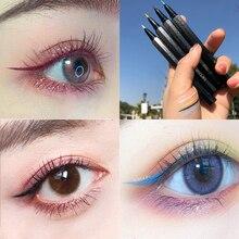 Pencil Liquid-Eyeliner-Pen Neon Colorful Makeup-Tools Long-Lasting Comestics 1pc