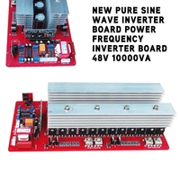 12V/48V/60V Pure Sine Wave Inverter Board Power Frequency Inverter Board 10000VA Power Inverters Electrical Equipment Supplies