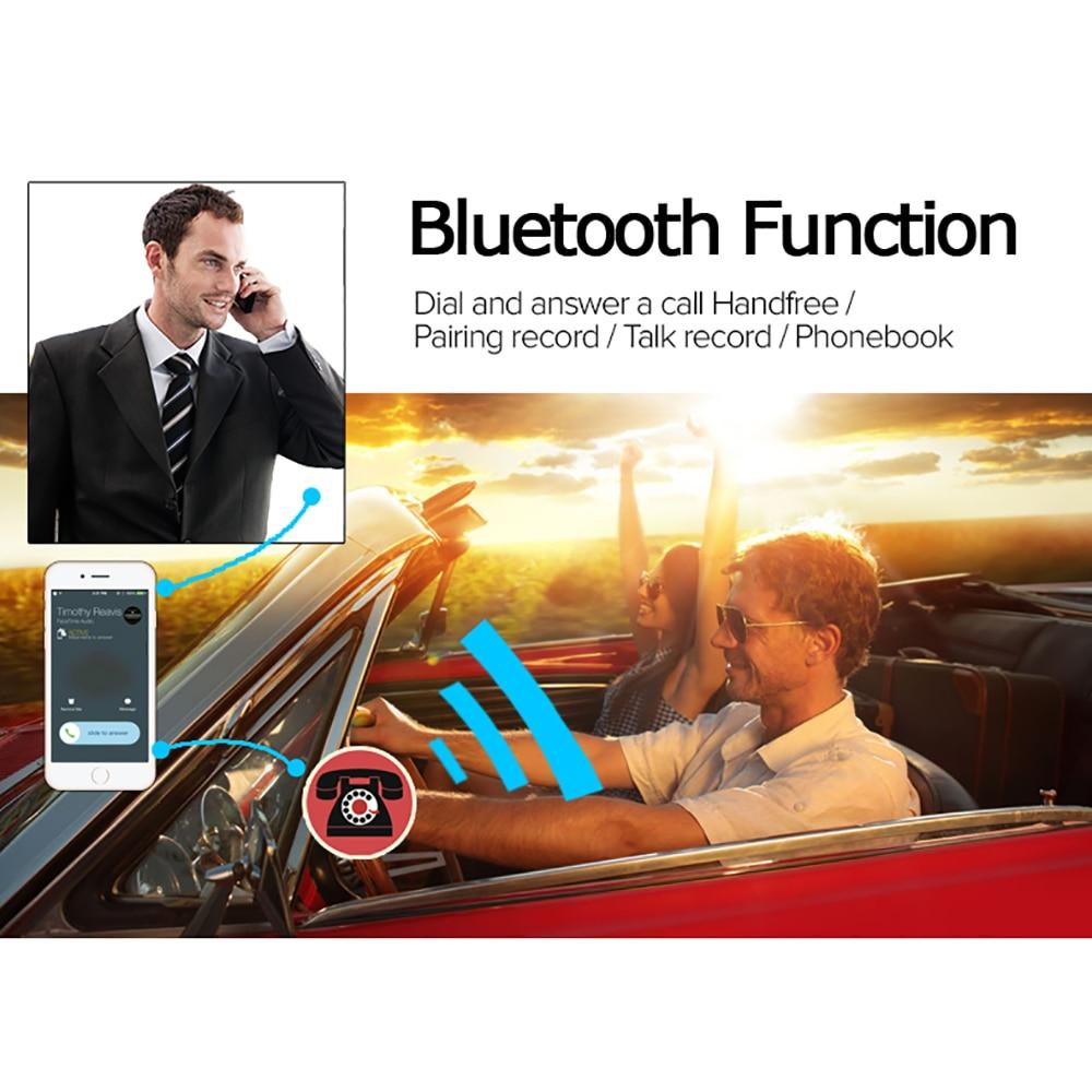 A-Sure 2 Din Car Radio DVD GPS- ը նստած էր մեքենայի - Ավտոմեքենաների էլեկտրոնիկա - Լուսանկար 6
