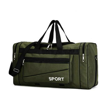 Big Sports Duffel Bag Men Gym Bags Training Sac De Sport Travel Gymtas Oxford Waterproof Handbag Luggage