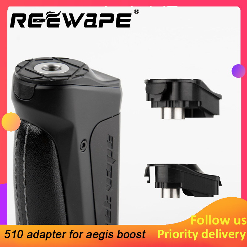 Vape Accessories Reewape RUOK 510 Adapter/510 Connector For Geekvape Aegis Boost Vape Kit