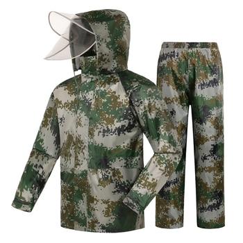 Waterproof Scooter Raincoat Nylon Plastic Hiking Ladies Hooded Raincoat Stylish Overall Regenpak Dames Poncho Pluie JJ60YY
