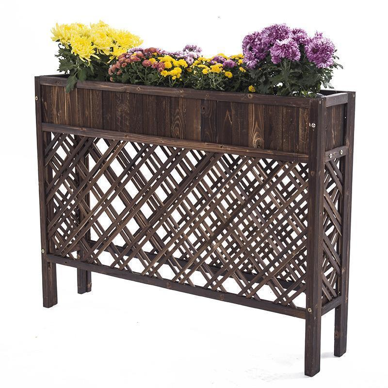 Jardin Indoor Wood Para Table Plantas Pot Estanteria Escalera Outdoor Flower Stand Rack Dekoration Stojak Na Kwiaty Plant Shelf
