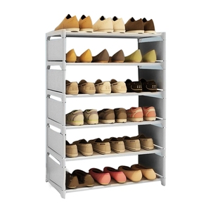 Image 1 - Sale 2019 Household Shoe Cabinets Shoe Rack Hallway Organizer Cabinet Holder Removable Shoe Storage Shelf Living Room Furniture