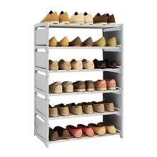 Venda 2019 armários de sapato do agregado familiar sapato rack corredor organizador gabinete titular removível sapato prateleira de armazenamento móveis da sala de estar
