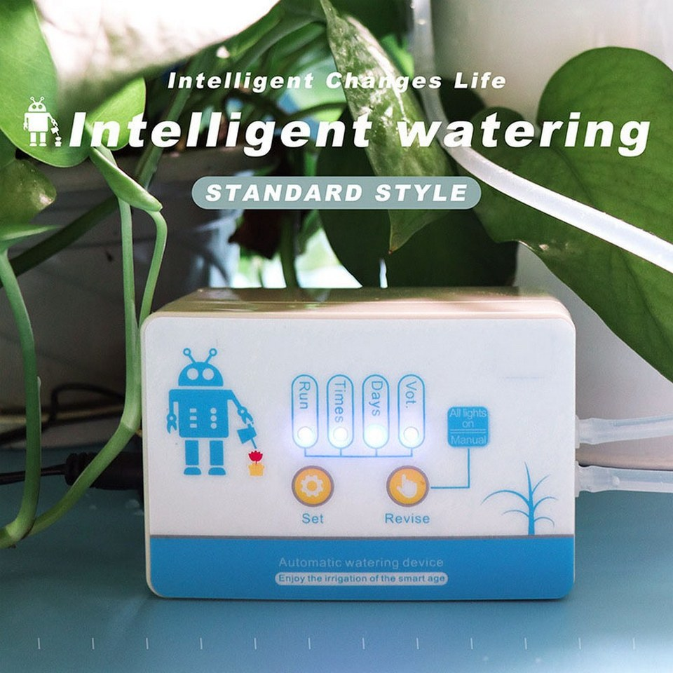 Automatic Watering Device Intelligent Balcony Timing Dripper Potted Drip Irrigat