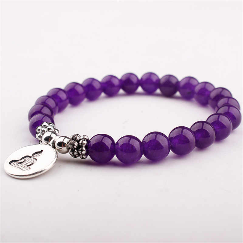 New Design Men`s Bracelet Natural Stone  Charm Bracelet Bracelet Jewelry Wholesale Gift for Him Best Wishes