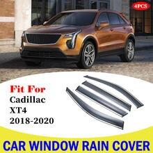 Защита от солнца и дождя для cadillac xt4 2018 2020