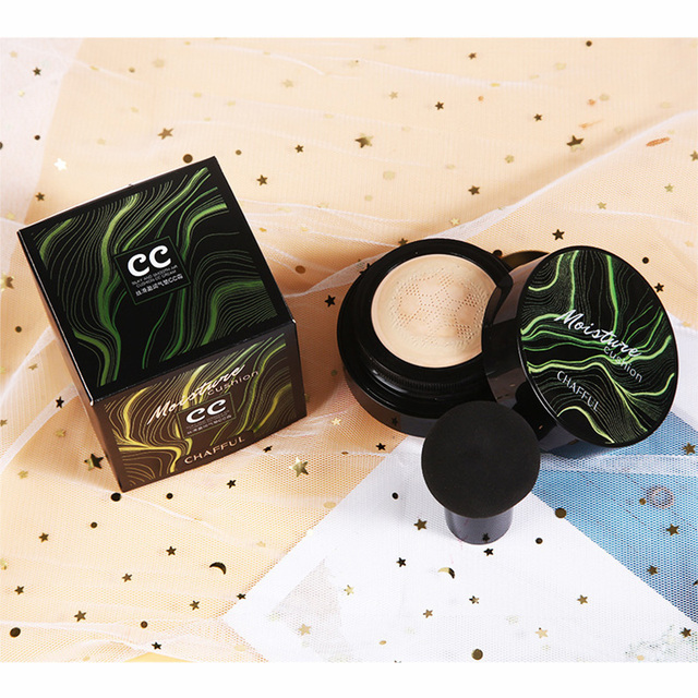 Mushroom Head Make Up Air Cushion Moisturizing Foundation Air-Permeable Natural Brightening Makeup BB Cream 2