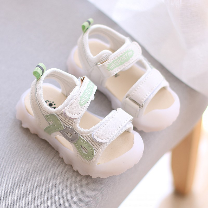 2020 New Children's Shoes Baby Girls Sandals Toddler Boys Casual Beach Shoes Baby Boy Sandals