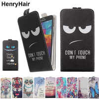 For Philips Xenium X818 V377 V526 V787 I908 V387 W6610 W6610 Phone case Painted Flip PU Leather Holder protector Cover