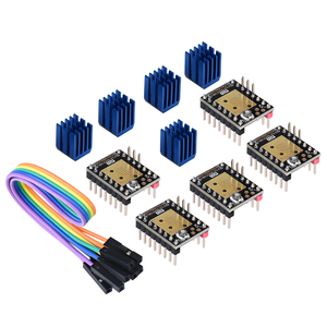 Image 5 - BIGTREETECH SKR V1.4 Turbo BTT SKR V1.4 Control Board 3D Printer Parts MKS SGEN L TMC2209 tmc2208 CR10 Ender3 Upgrade SKR MINI