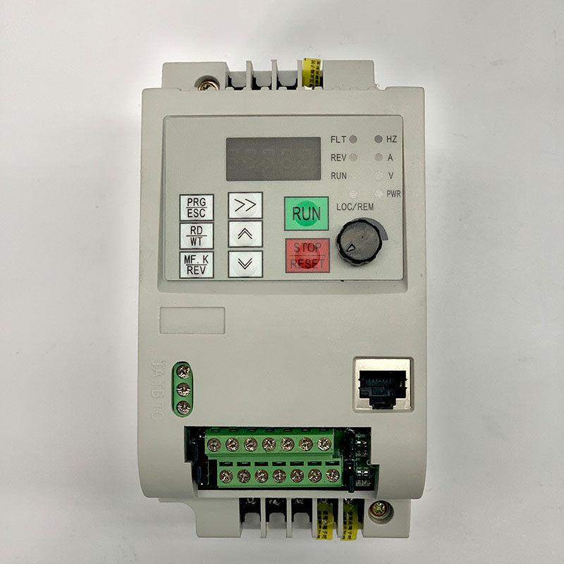VFD 380V <font><b>4KW</b></font> AC 380V 1.5kW/2.2KW/<font><b>4KW</b></font>/5.5KW/7.5KW Variable Frequency Drive 3 Phase Speed Controller Inverter <font><b>Motor</b></font> VFD Inverter image