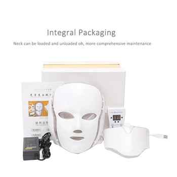Led Beauty Instrument Cleansing Instrument Photon Skin Rejuvenation Device Multi-Function Light Power Beauty Equipment 2019 SELL