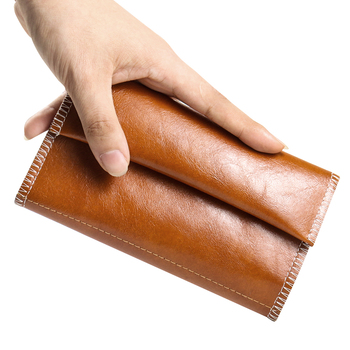 PU Leather Tobacco Pouch Bag Portable Cigarette Rolling Pipe Waterproof Smoking Paper Holder Wallet Bag Tobacco Storage Bag недорого