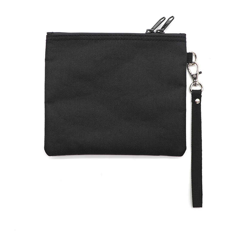 Smell Proof Bag By Bzen Pouch Container + FREE Plastic Resealable Bags Zip Lock