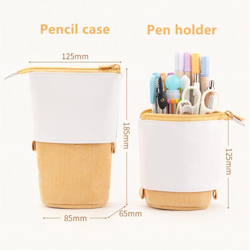 Multifunctional Retractable Pen Holder
