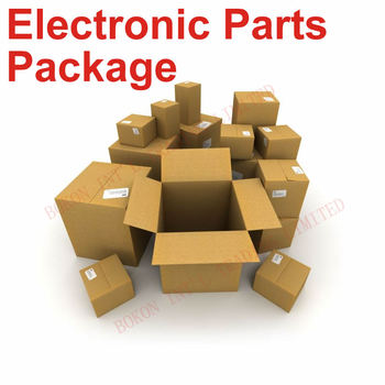 Electronic parts Package  capacitors kit
