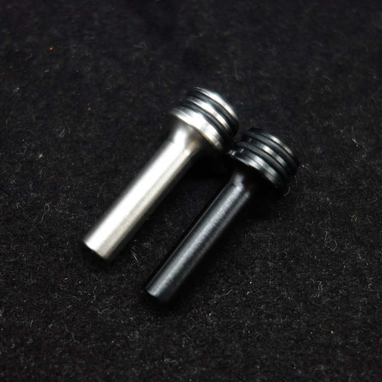 Stainless Steel MTL Drip Tip 510 Long Black Mouthpiece 3mm Narrow Bore Vape Tips For RDA RBA RTA Tank Atomizers Ecigs Accessory
