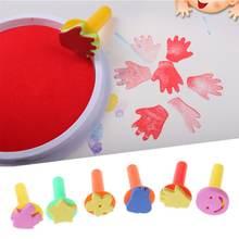 6 шт eva уплотнения детские развивающие игрушки для рисования