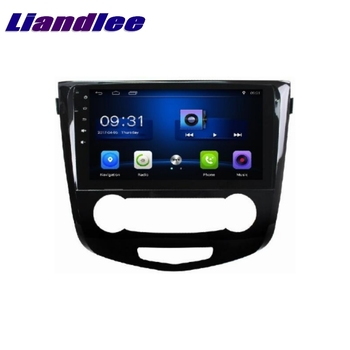 Liandlee For NISSAN Qashqai 2013~2020 LiisLee Car Multimedia TV DVD GPS Audio Hi-Fi Radio Stereo Original Style Navigation NAVI image