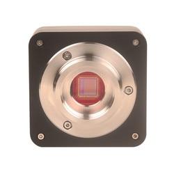 5.0MP USB3.0 cyfrowy mikroskop z aparatem z Aptina czujnik cmos w Części i akcesoria do mikroskopów od Narzędzia na