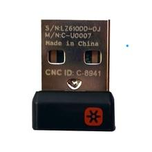 Logitech son sürümü orijinal küçük birleştirici genel alıcısı Dongle kadar bağlantı altı cihazlar için Logitech fare fare klavye
