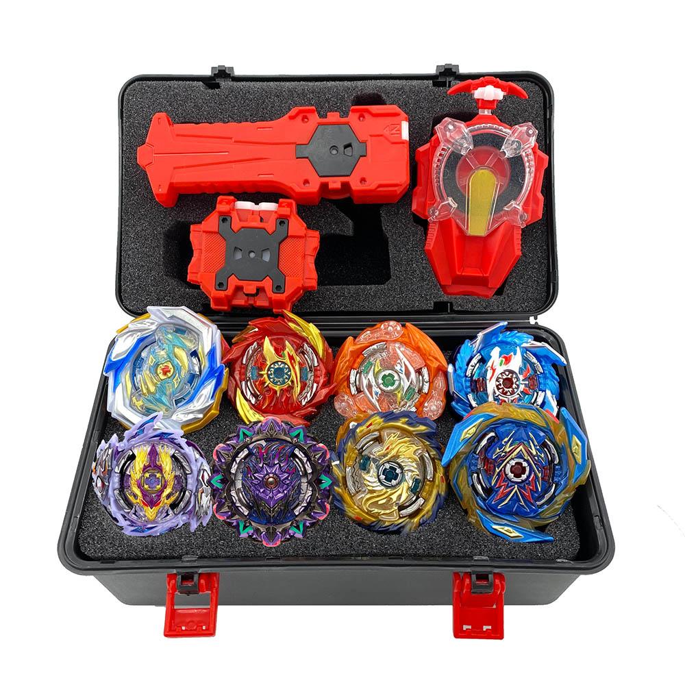 Топы пусковые установки Beyblade Burst набор игрушек со стартером и арена Bayblade Металл Бог Bey Blade Blades игрушки 8765541