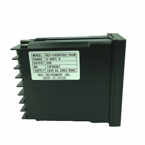Image 5 - REX C400 termostato digital rkc pid controlador de temperatura termostato (ssr saída) + k tipo termopar + max 40a relé ssr