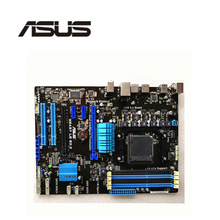 Placa base usada para ASUS M5A97 LE R2.0, Socket AM3 + DDR3 32GB para AMD 970 FX, placa base de escritorio Original SATA III