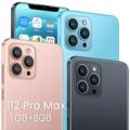 Новое поступление, смартфон i12 Pro Max 1 Гб + 8 Гб, 6,7 дюймовый U-экран, 5800 мач, Android 8,1, разблокированный сотовый телефон, мобильный телефон