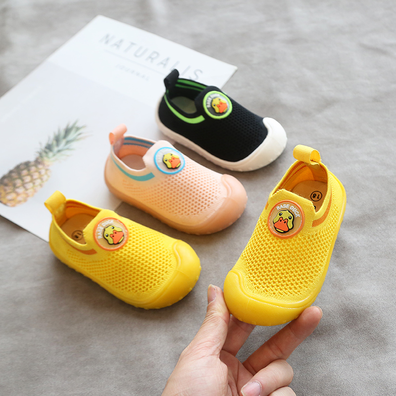2020 Spring Infant Toddler Shoes Baby Girls Boys Casual Shoes Soft Bottom Comfortable Knitting Children First Walkers Shoes