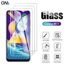 3Pcs Gehärtetem Glas Für Samsung Galaxy M11 M21 M31 M51 Glas Screen Protector Gehärtetem für Samsung Galaxy M31S Schutzhülle film