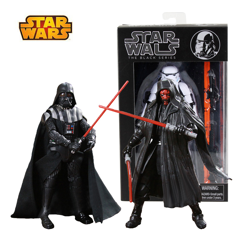 Star Wars Marvel Legends Black Series Stormtrooper Darth Vader Action Figure Collectible Figurines Toy for Kids Christmas Gifts
