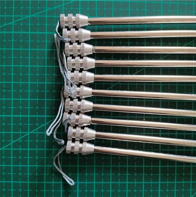 20/50pcs Stainless Steel Slingshot Catapult 146mm Dart Fishing Slingshot rifle Arrow Shooting Catapult Dart Hunting fishing set 3