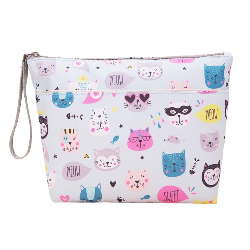 Baby Diaper Bag Portable Newborn Wet pocket Reusable Large Capacity Infant Organizer Waterproof Mother Infant Pouch Nursing Bag