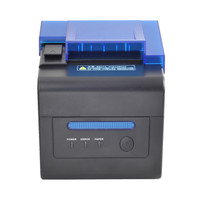 C300H 80mm bill receipt kitchen printer USB Ethernet Serial Three ports are integrated in one printer automatic cutting