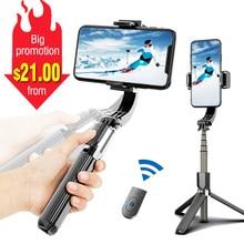Gimbal Estabilizador Celular Selfie Stick Stabilisateur Smartphone Baseus Handheld Action Kameralar BluetoothTripod Gymbal Pau