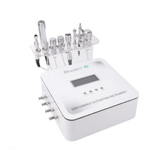 10 in 1 multifunctional Microdermabrasion machine RF facial lifting whitening skin care beauty machine