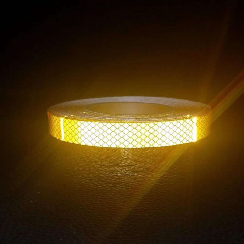 3M Reflective Tape MTB Bike Bicycle Cycling MTB Reflective Stickers Adhesive Tape Bike Stickers Bicycle Accessories