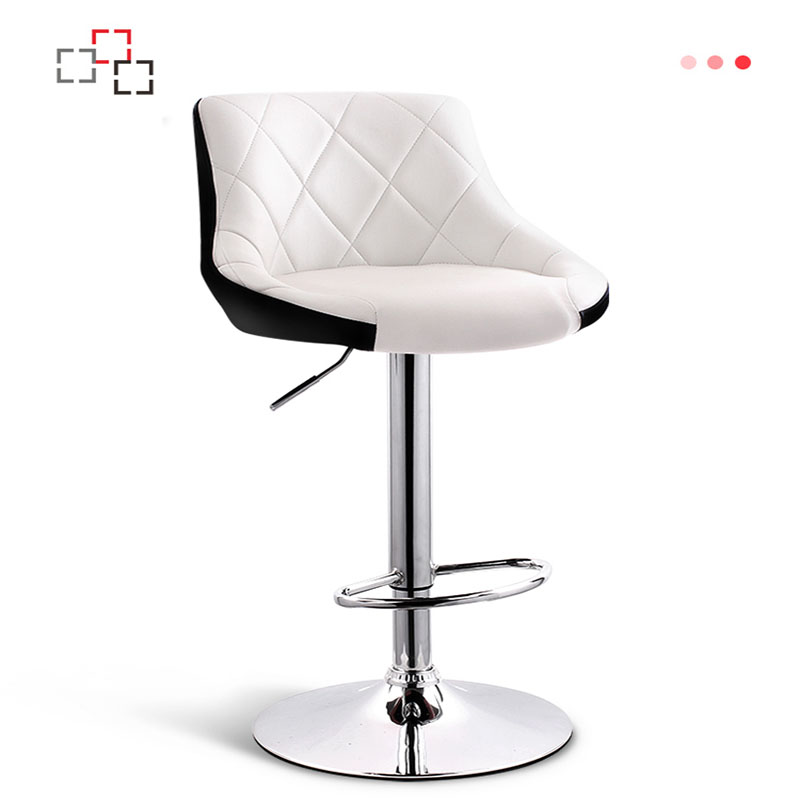 Household Bar Chair Lifting High Stool Bar Chair High Back Bar Stool Modern Simplicity High Chair Bar Table And Chairs
