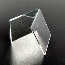 25pcs/lot 36*25,5*1,1мм Optical beam splitter sheet Plate with T:R=50/50@400 700mm S/D:40 20 Laser lenses For Optical Instrument