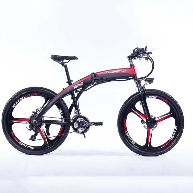 With Gps-02609ea Electric 250w Mountain Bike Folding 26