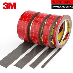3M VHB Acrylic adhesive Double-sided FoamTape Strong Adhese Pad IP68 Waterproof High-quality Reuse Home Car Office Decor AA8809