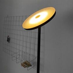 Nordic LED Torchiere lampa podłogowa salon oprawa sypialnia pionowa lampa lampy stojące oświetlenie biurowe państwo wysoki oprawy|Lampy podłogowe|   -