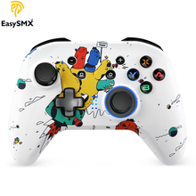 EASYSMX ESM 4108 Gamepad Bluetooth Controller For Nintendo Switch Pro Controller PC Vibration Gamepad For Nintendo Switch PC