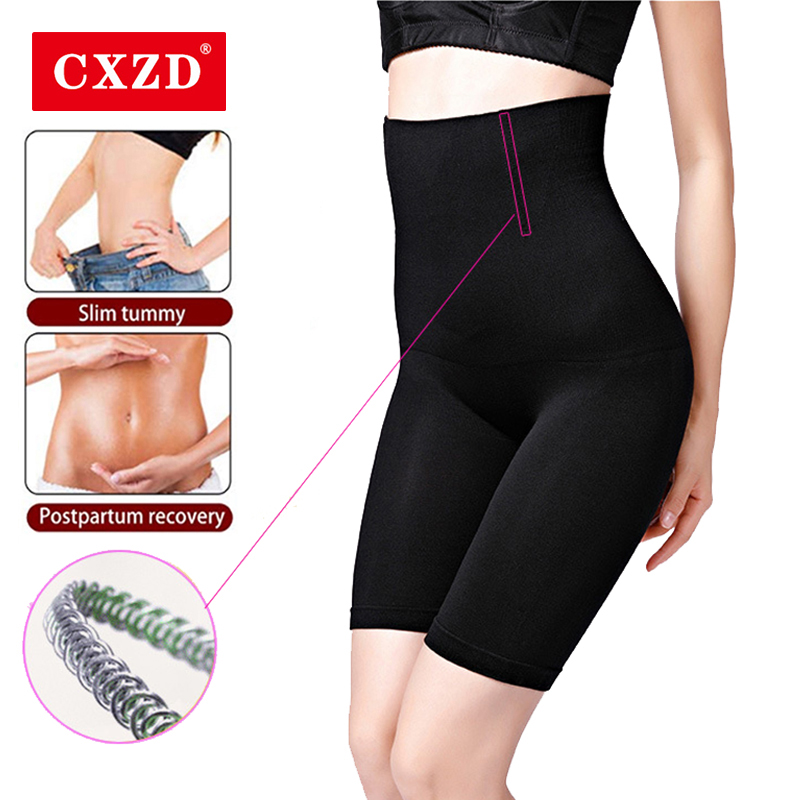 CXZD Butt Lifter Seamless Women High Waist Slimming Tummy Control Panties Knickers Pant Briefs Shapewear Underwear Body Shaper