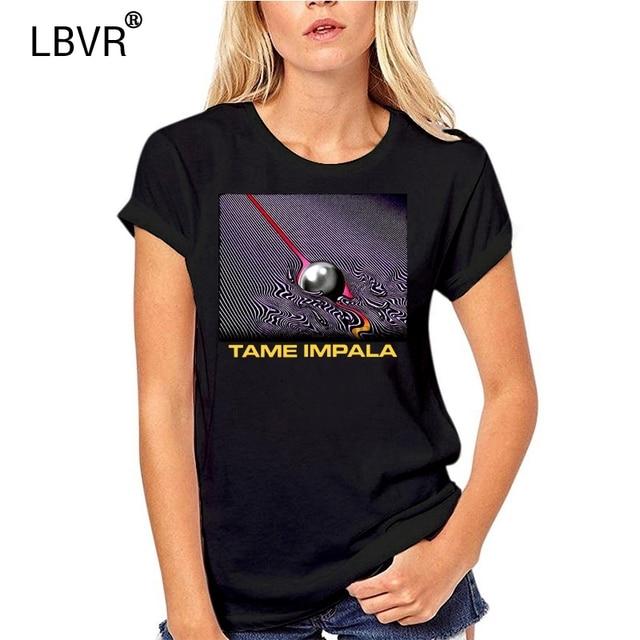 BLACK poster T-SHIRT rock band Psycho Tame Impala V7 S-5XL