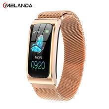 IP68 Водонепроницаемый Смарт фитнес браслет gps трекер Шагомер Смарт часы для женщин Android reloj mujer relogio feminino часы saati